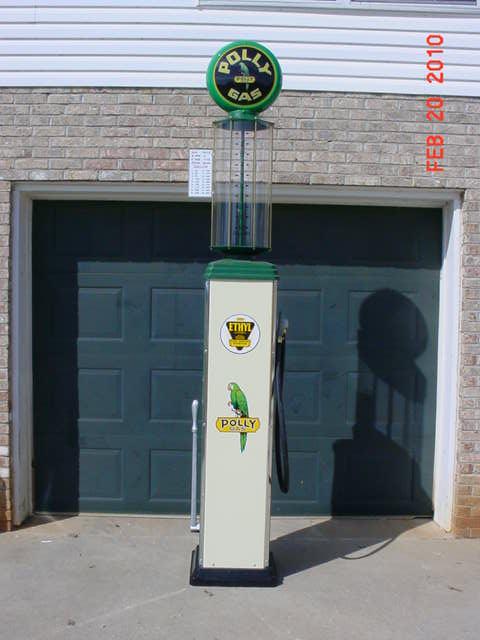 Visible Pump