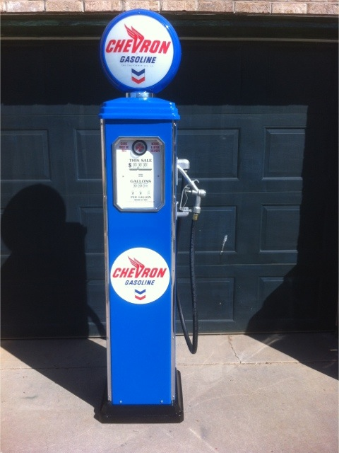 Regular Gas Pumps