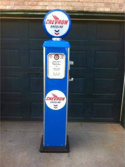 Regular Gas Pumps