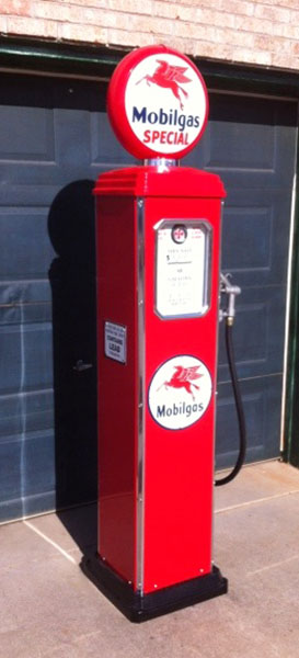 Custom Replica Gas Pump