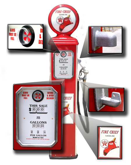 Gas Pump Details
