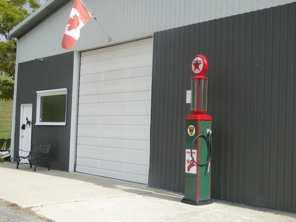 Pumps on Display