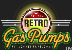 Retro Gas Pumps