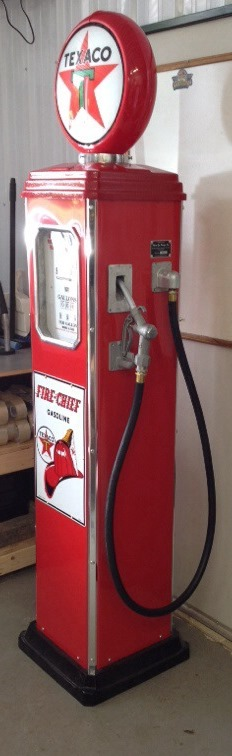 Photo ID 8422 // Texaco Red