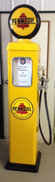 Photo ID 8448 // Pennzoil
