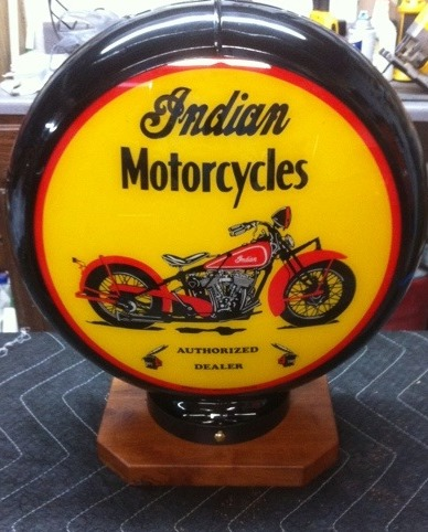 GL024 Indian Motorcyles